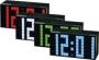 Assistant - АН-1074(red)* настольные светодиодные часы
