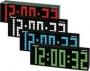 Assistant - АН-1075 (blue)* настольные светодиодные часы