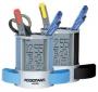 Assistant - АН-1053 подставка для ручек с часами