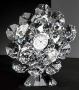 Настольные часы Цветок - Н18888