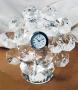 Настольные часы Цветок - Н14567