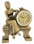 Настольные часы Девушка с книгой - НК4502-1