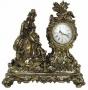 Настольные часы Дама со шляпой - Н 31-TR76